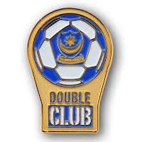 Football metal badge