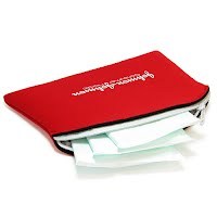 Neoprene documents holders