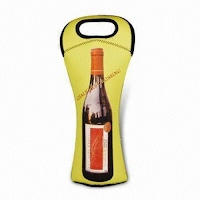 Collapsible wine bottle Koozies 3