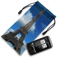 Eiffel Tower mobile phone holder