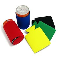 Collapsible Foam can Koozies 3
