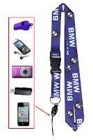 Promotioanl lanyards with mobile sling