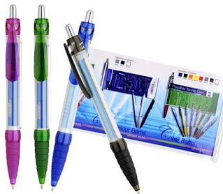 Promotional flag pens