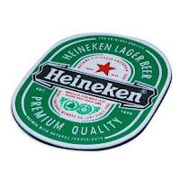 Heineken coaster