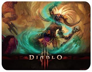 Diablo 3 mouse pads