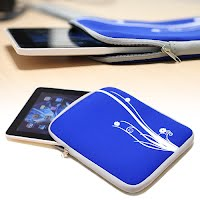 Neoprene iPad covers