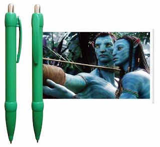 Avatar banner pen