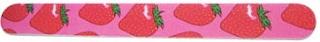 Strawberry nail file