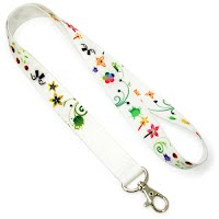 Sublimation Printed Lanyards 1