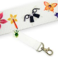 Sublimation Printed Lanyards 2
