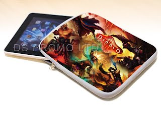 Diablo 3 iPad covers