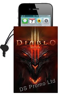 Diablo 3 iphone holders