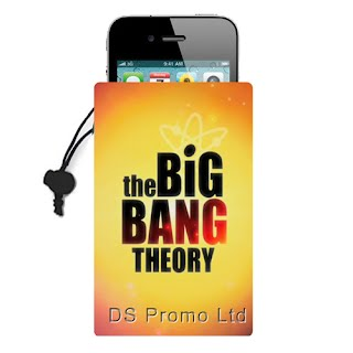 The Big Bang Theory iPhone Holder