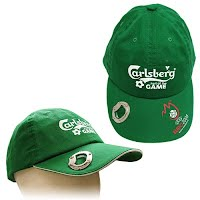 Carlsberg sports cap