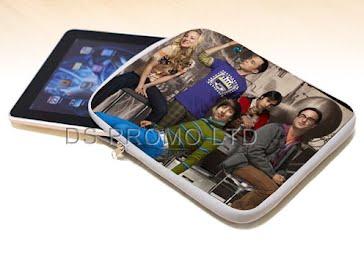 The Big Bang Theory iPad cover