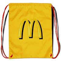 Drawstring bag or backpack