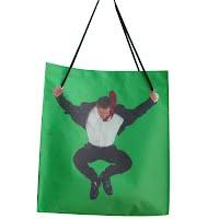Sublimation printed shopping bag