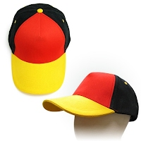 Germany flag cap
