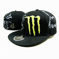 Monster sports cap