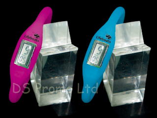 More silicone watch sample