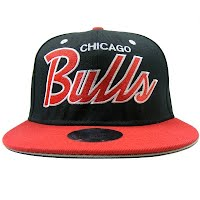 Bulls basketball cap