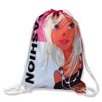 Drawstring bag or backpack