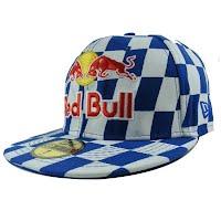 Red bull sports cap