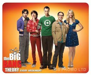 The Big Bang Theory Mouse Pad