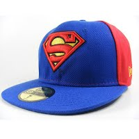 Super man sports cap