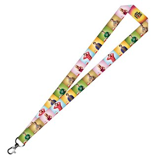 The Big Bang Theory Lanyard
